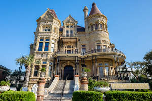The Basement to Attic Tour offers participants a rare look into parts of the 1892 Bishop's Palace that are typically off limits.