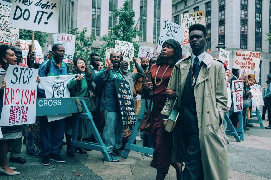 """Ava DuVernay's limited series """"When They See Us"""" was nominated for 16 Emmys. Photo: Atsushi Nishijima/Netflix/ Contributed Photo / Atsushi Nishijima/Netflix / Five_8463"""