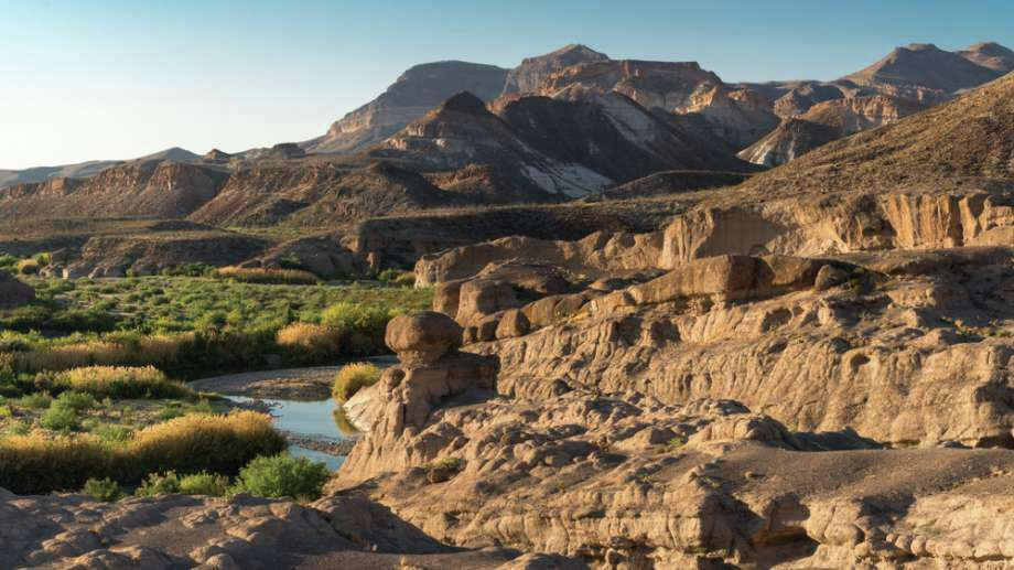 H.R. 8093 would allow the National Park Service to acquire land from willing private property owners via sale or donation to expand Big Bend by 6,100 acres, according to a release from Hurd's office. Photo: Big Bend National Park