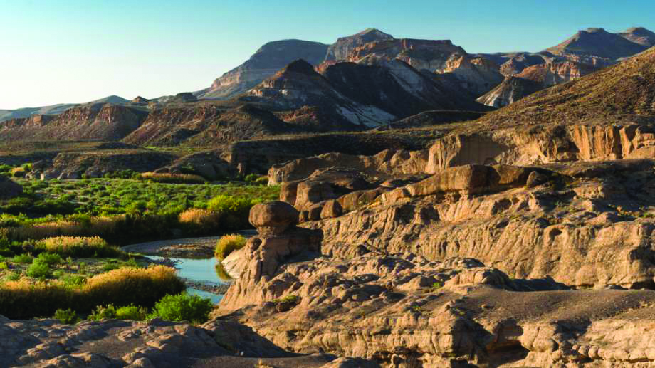 Lexus Park Place >> Texas' gift to the nation, Big Bend National Park ...