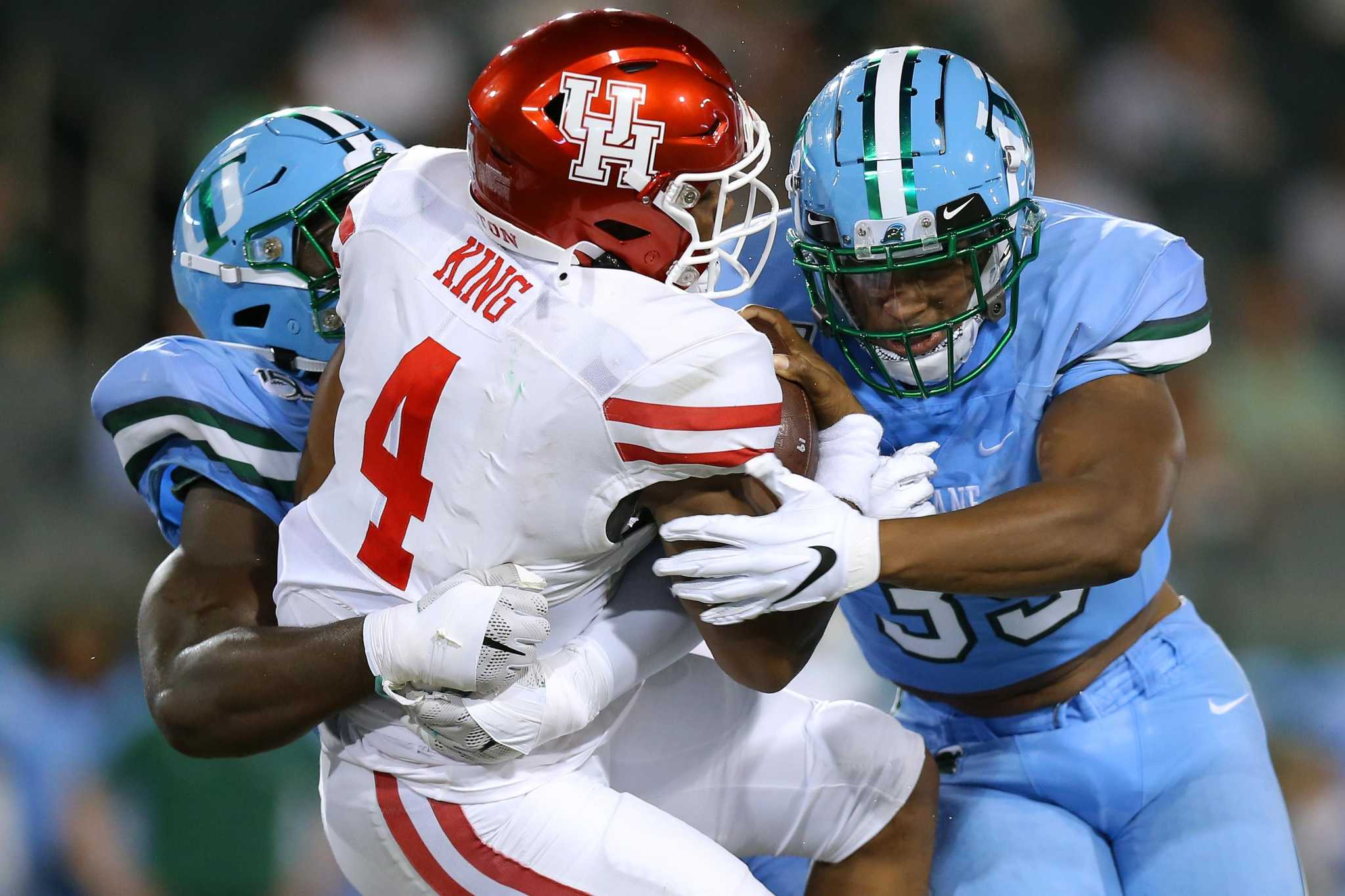 'We have to get better,' UH quarterback D'Eriq King says