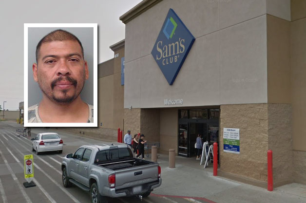 Laredo man allegedly pushed his girlfriend out of moving vehicle at Sam's Club
