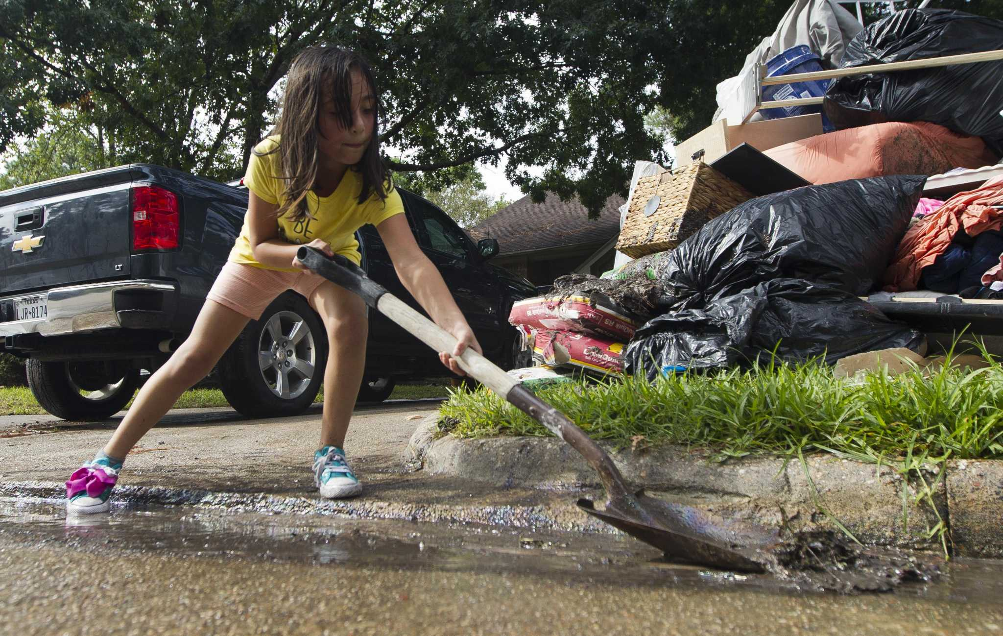 Humble ISD works to fix minor repairs after Imelda
