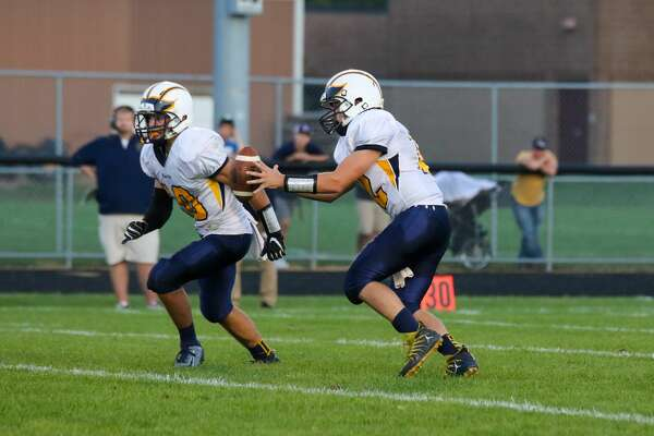The Bad Axe Hatchets suffered a heartbreaking 22-21 loss at Sandusky on Friday night, ending their hopes of a playoff berth.