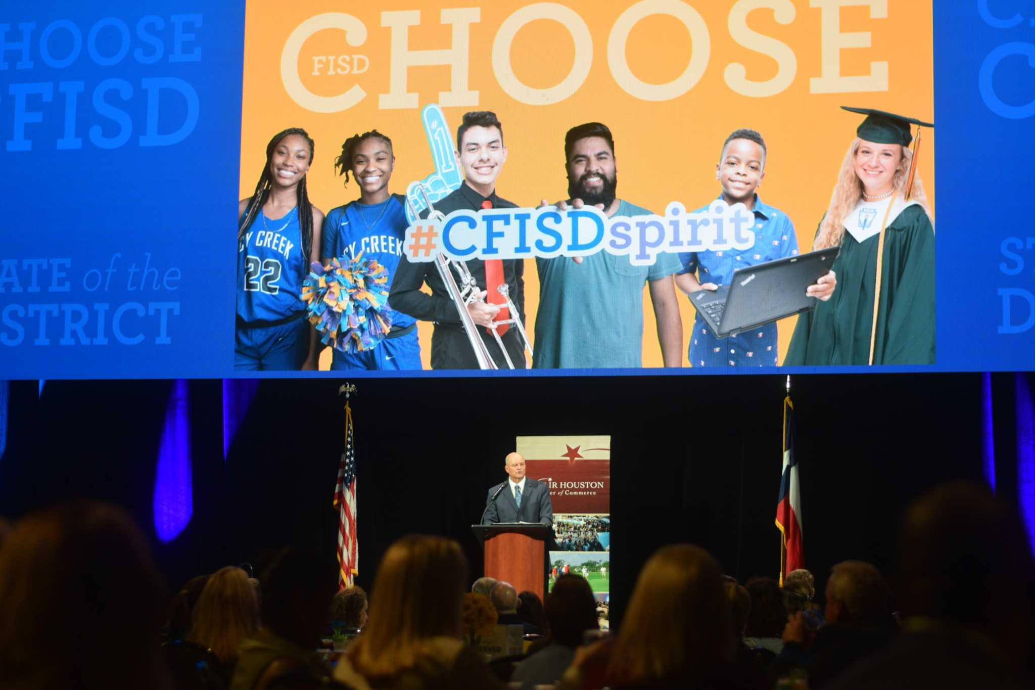 Cy-Fair ISD State of the District highlights CTE education, preschool