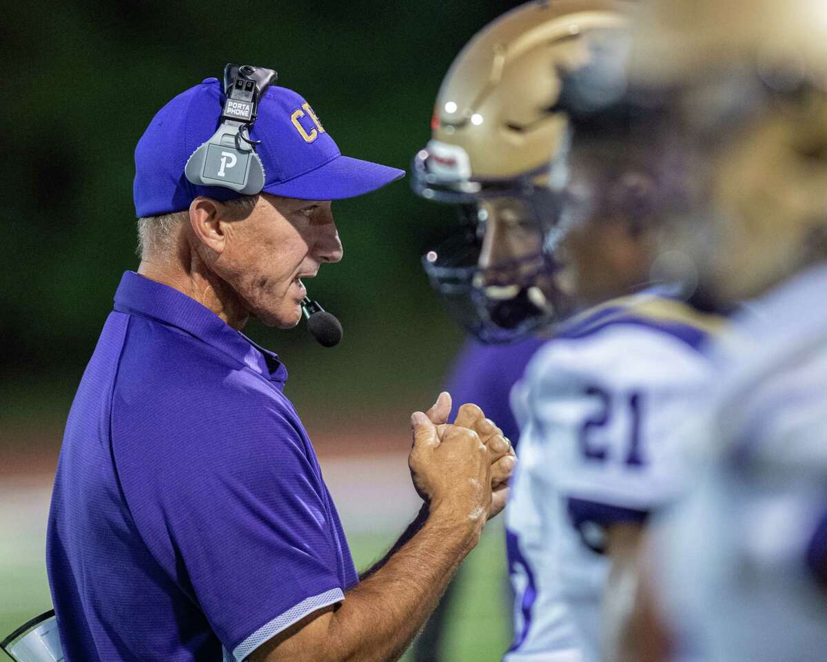 CBA coach Joe Burke compiled a 49-48 mark in 11 seasons. (Jim Franco/Special to the Times Union)