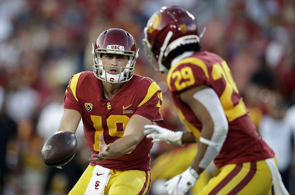 3. USC Trojans USC gets the edge over UW thanks to a big-time win over a tough Utah team last weekend. Like Oregon, an 11-1 Trojans team with the Pac-12 title would have a reasonably strong chance of playing for a national title. The road there is brutal though, with road clashes against Washington, Notre Dame, Oregon and Cal. The Trojans do also have the benefit of being arguably the best known program in the Pac-12.