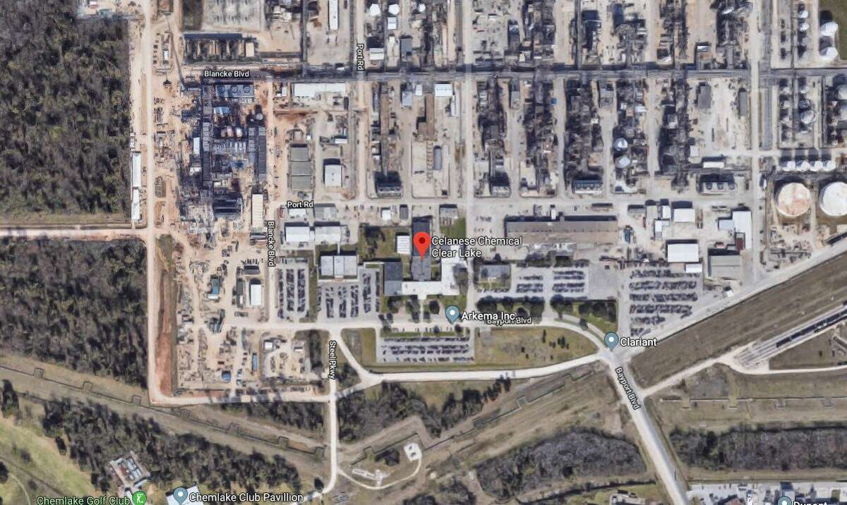 The La Porte Office of Emergency Management said a fire occurred at Celanese Chemical plant on Bayport Road plant.