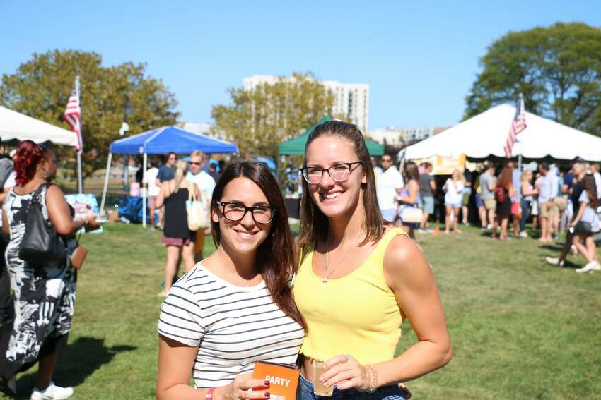 The Last Taste of Summer at Harbor Point took place in Stamford on September 21, 2019. Festival goers tastings of craft beers, ciders, seltzers, specialty vodka drinks, wine, Prosecco and kombucha as well as local food. Were you SEEN?