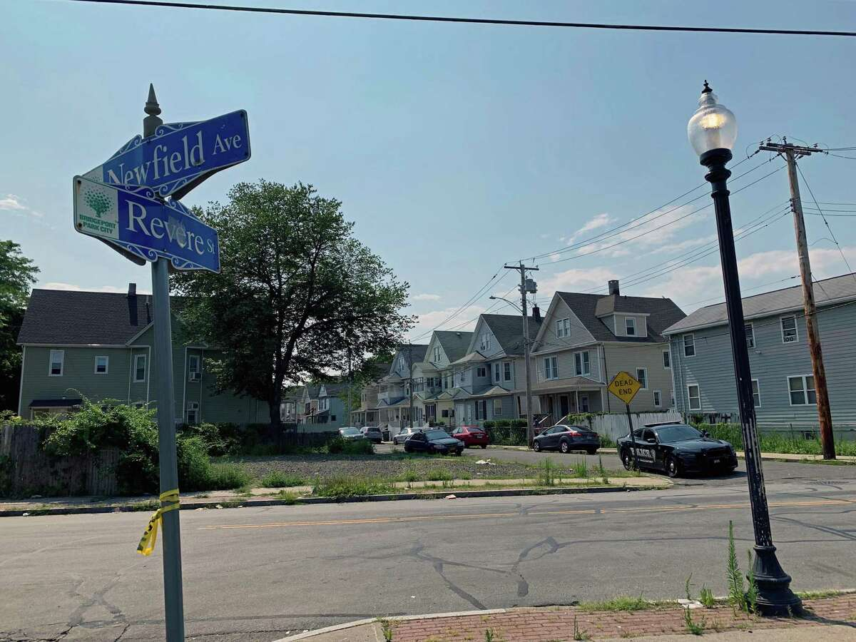 Dathan Gray, 32, of Jefferson Street in Bridgeport, Conn., was fatally shot near the intersection of Revere Street and Newfield Avenue on the city's East End early morning Saturday, July 27, 2019.