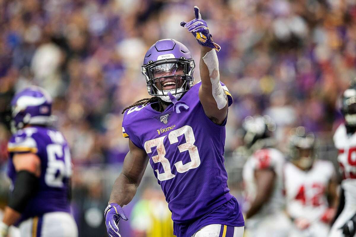 Vikings, Cook present NFLs latest RB contract standoff
