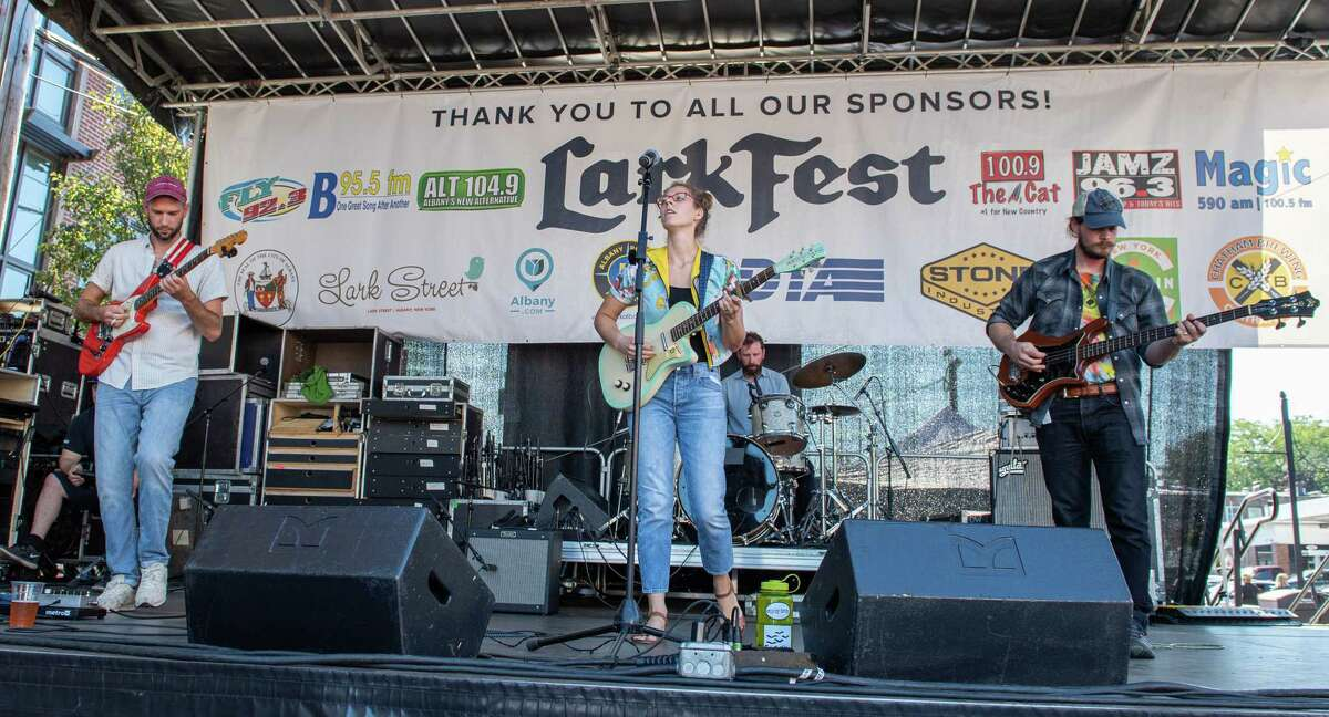 LarkFest | September LarkFest was canceled in 2020 and dates have not yet been set for 2021, but the event was voted to be one of the top five local festivals in this year's Best of the Capital Region survey. The festival typically lasts one day and highlights the creative community in Albany's vibrant arts district, as unique vendors of all varieties line Lark Street. Keep an eye on LarkFest's website for new developments.