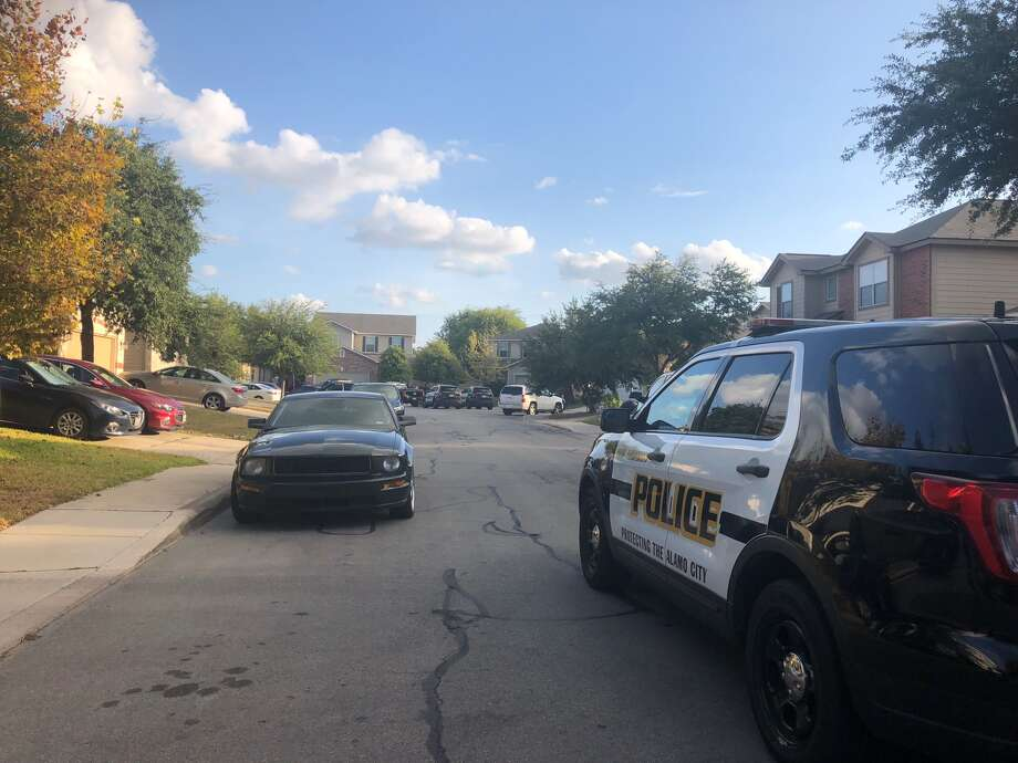 San Antonio police are investigating after they say the parents of a three-year-old boy accidentally left him in their car Saturday afternoon, Sept. 21, 2019, for several hours. Photo: Photo Courtesy Of Sara Cline