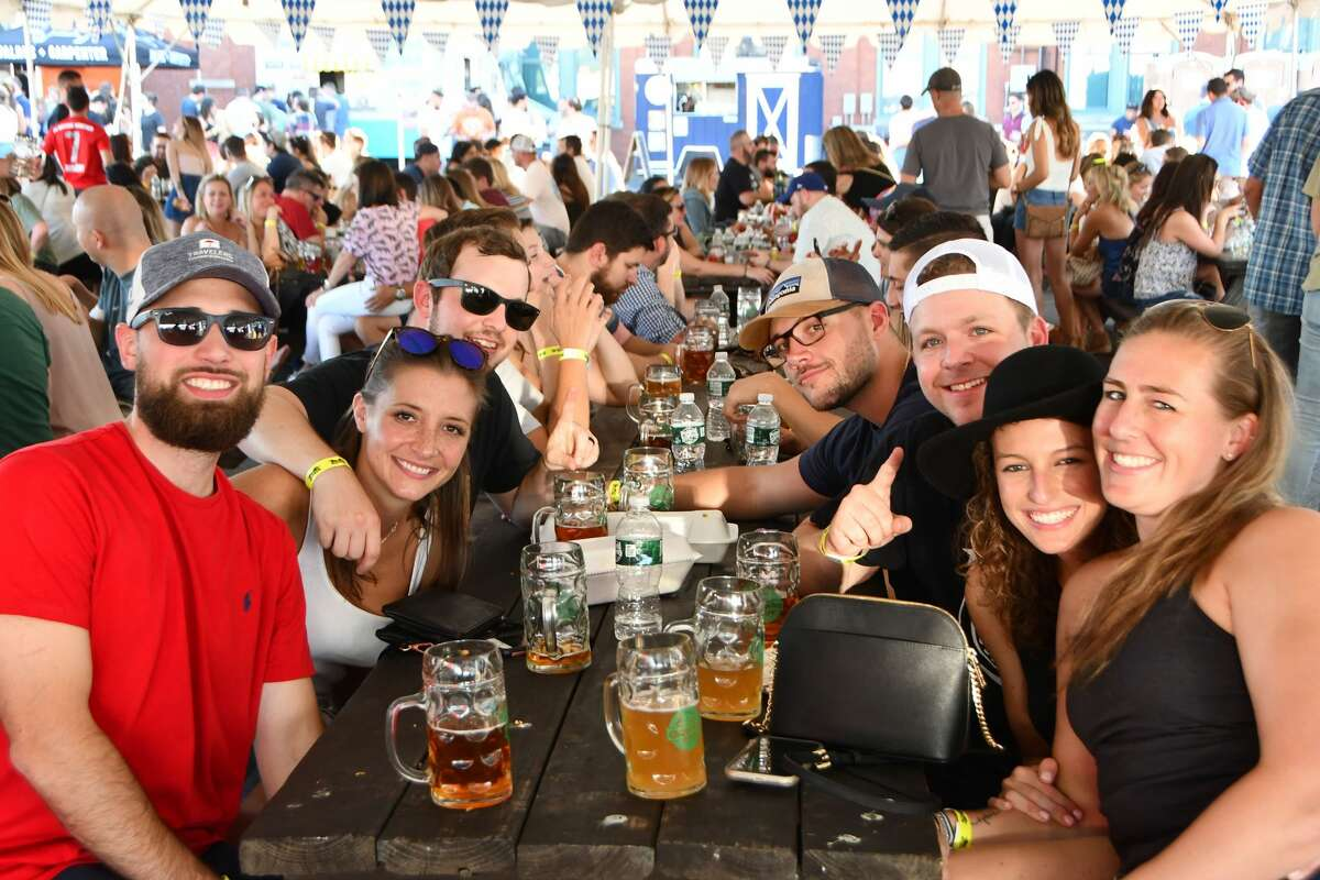 Two Roads in Stratford held its annual Ok2berfest on September 21 and 22, 2019. Festival goers enjoyed live music, a bratwurst eating contest, food trucks and craft beer. Were you SEEN?