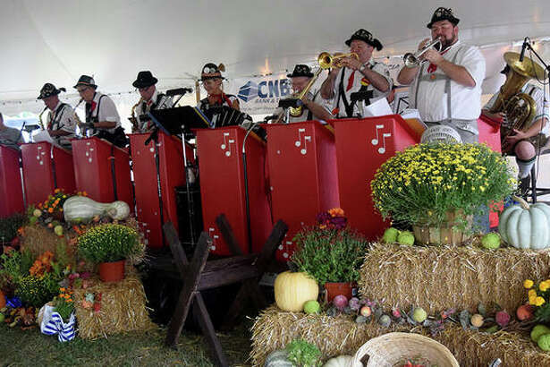Photos from the first day of Oktoberfest in Jacksonville on Sturday Sept 21.