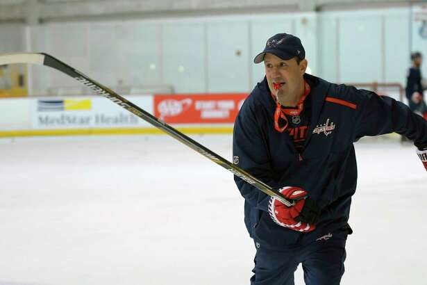 Washington Capitals Ccoach Todd Reirden The organization has until Oct. 1 to trim the roster.