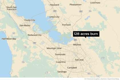 Reservoir Fire near Milpitas burns 128 acres, is 70 ... on milpitas library, milpitas ca weather, milpitas zip code, san francisco bay area map, milpitas staff, milpitas california, milpitas house, milpitas ca restaurants, los altos high school map, milpitas street map, milpitas ca mapquest, milpitas ca 95035, milpitas history, overland park ks map, milpitas high school campus map, milford de map,