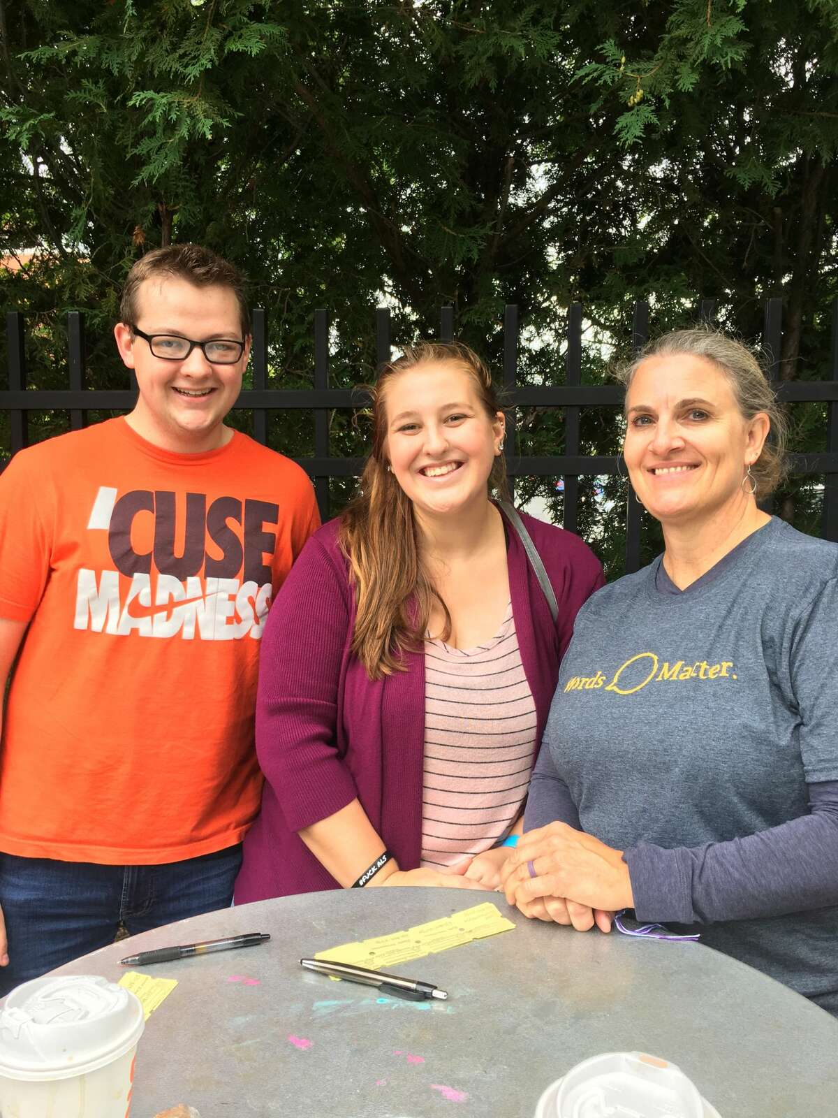 Were you Seen at the 10th Annual Moving Message Awareness and Fundraising Walk on Saturday, September 14, 2019 at The Campus Green at The College of Saint Rose? The event is hosted by the Communication Support Groups at The College of Saint Rose to raise community awareness for communication difficulties that arise from traumatic brain injury (TBI), stroke, and other neurological conditions.