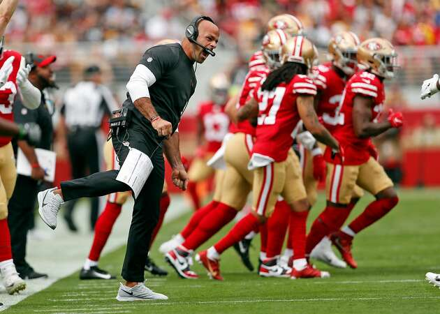 Has 49ers' Robert Saleh suddenly become smarter?