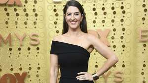D'Arcy Carden attends the 71st Emmy Awards at Microsoft Theater on Sept. 22, 2019 in Los Angeles, Calif.
