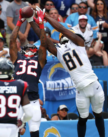 separation shoes 59cd8 4c32c Texans rookie corner Lonnie Johnson keeps adapting to NFL ...