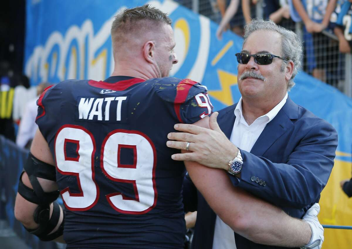 J.J. Watt has been a Texans staple since 2011 but the NFL is all about owners like Cal McNair cutting loose aging stars.