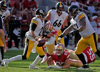 49ers' game grades vs. Steelers: It's a good thing the defense showed up