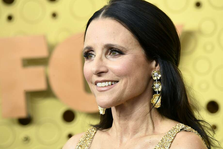 Julia Louis-Dreyfus attends the 71st Emmy Awards at Microsoft Theater on September 22, 2019 in Los Angeles, California. Photo: Frazer Harrison, Getty Images