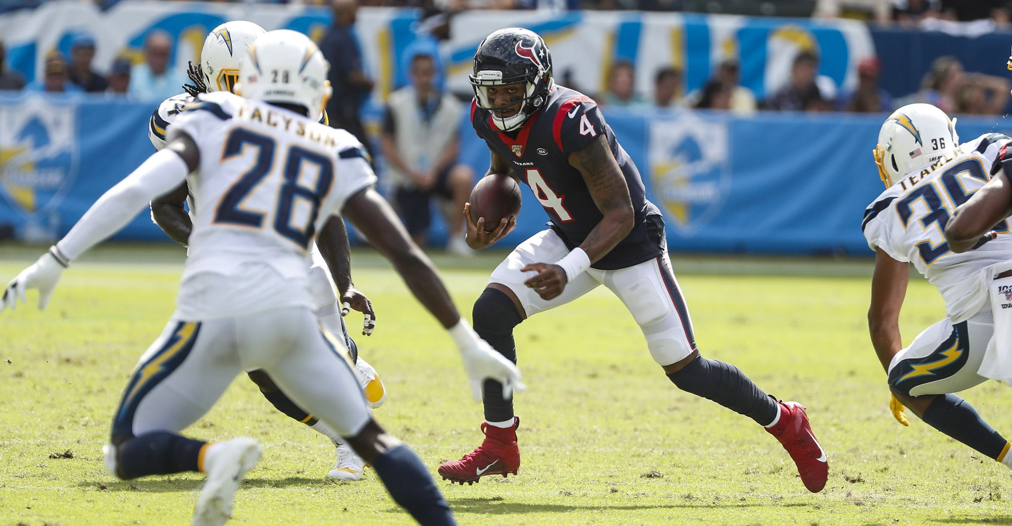 Solomon: Texans show resilience on the road