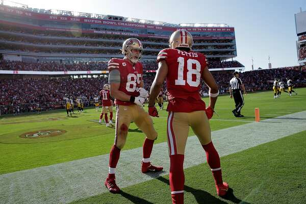 49ers beat Steelers, 24-20, despite committing five turnovers