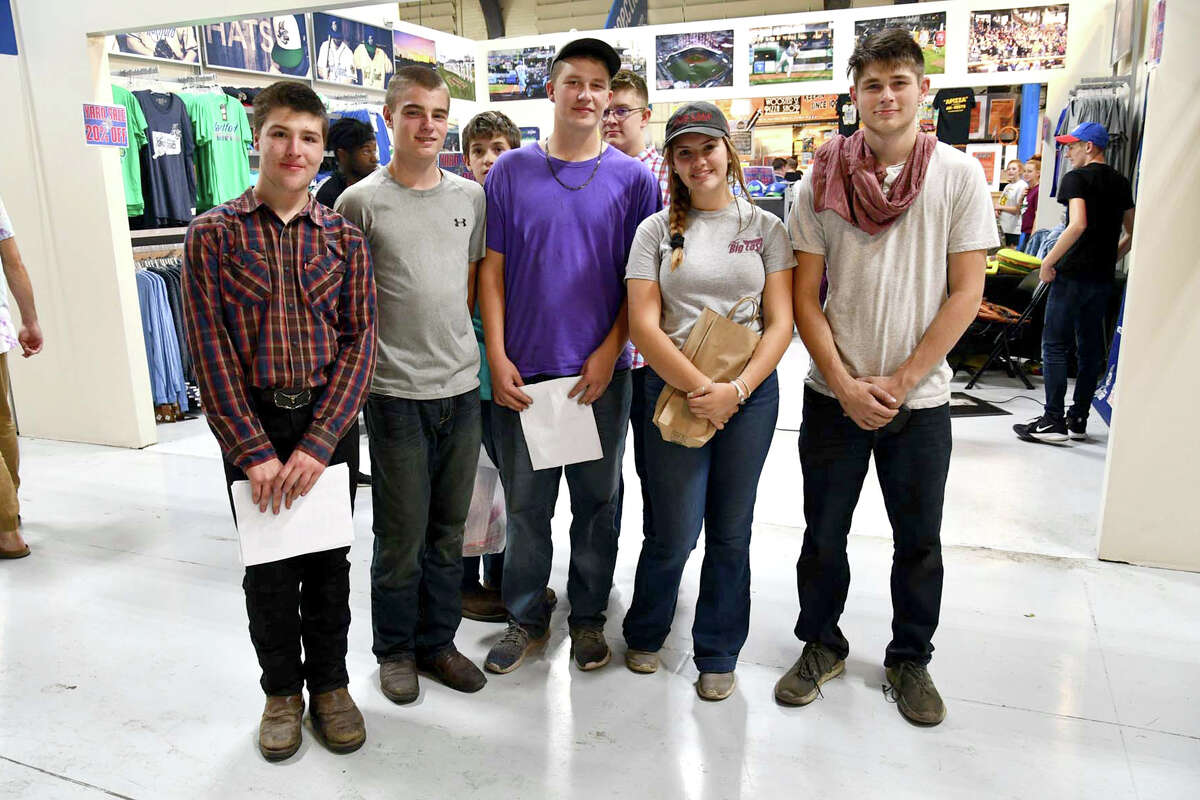 Were you SEEN in the Connecticut Building at The Big E on September 22, 2019? New England's largest fair runs through September 29, in West Springfield, Massachusetts.