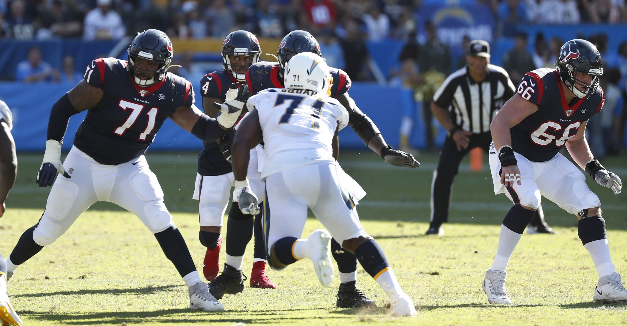 John McClain's takeaways from Texans 27, Chargers 20