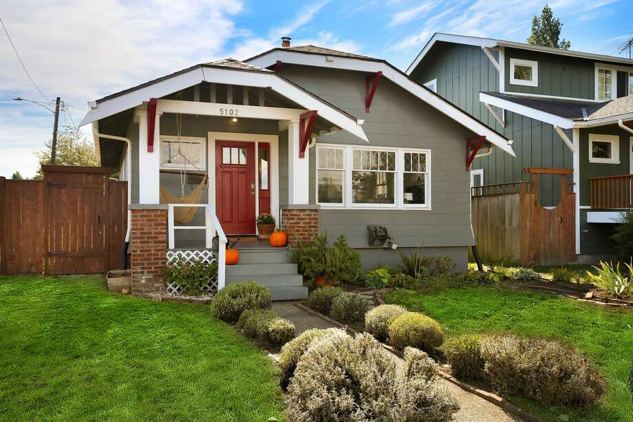 5102 N. 46th St., listed for $349,950. See the full listing here. Photo: Listed By Brian Richards • Redfin Corp.