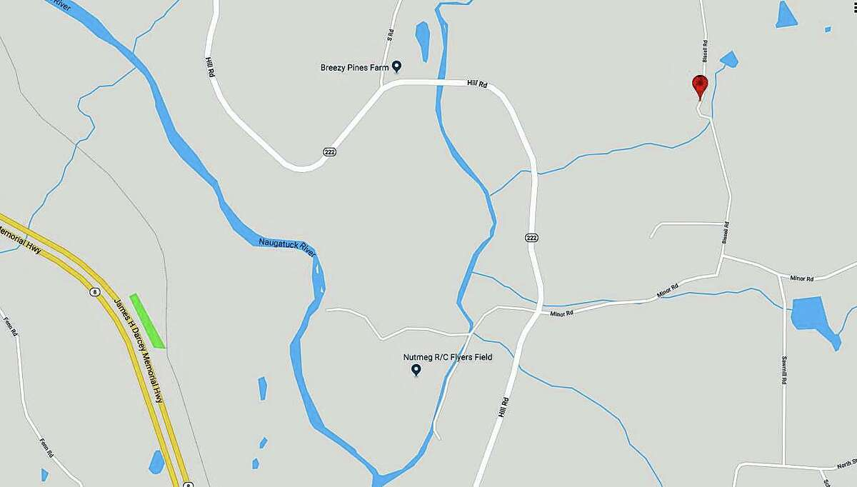 A Chesire man was found dead in a wooded area after an ATV accident Sunday morning on Sept. 22, 2019 in Harwington. James Delevieleuse, 61, of Cheshire, was apparently riding an ATV on a trail in a wooded area off Bissel Road when he failed to negotiate a steep hill and the vehicle flipped.