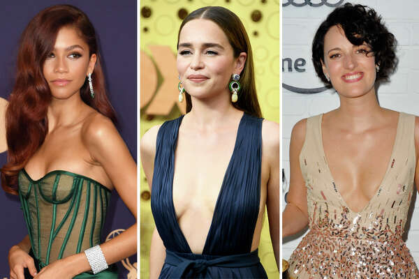 >> Click through the following gallery to see the hottest looks from the 2019 Emmy Awards.