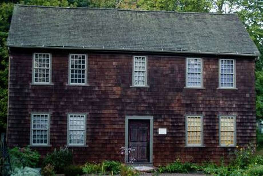The Milford Historical Society joins PorchFest on Saturday, Sept. 28, in front of the Clark-Stockade House on 34 High Street. Photo: Milford Historical Society Photo.