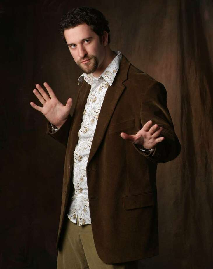 Dustin Diamond, aka Screech, performs stand up Friday in Trumbull. Photo: Contributed Photo / Connecticut Post Contributed