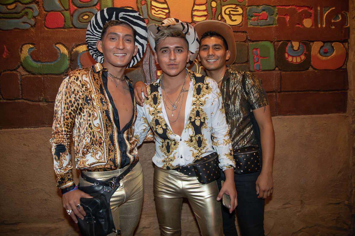 Mexican pop icon Paulina Rubio brought her Deseo world tour to San Antonio's Aztec Theatre on Sunday, Sept. 23, 2019.