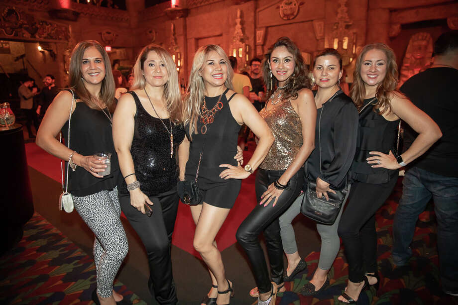Mexican pop icon Paulina Rubio brought her Deseo world tour to San Antonio's Aztec Theatre on Sunday, Sept. 23, 2019. Photo: Joel Pena, For MySA.com