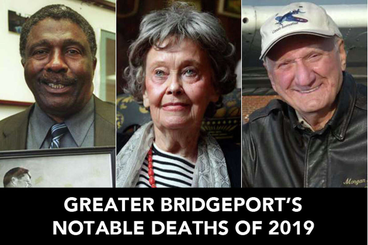Continue ahead for a look at some of the people we lost in the greater Bridgeport area in 2019.
