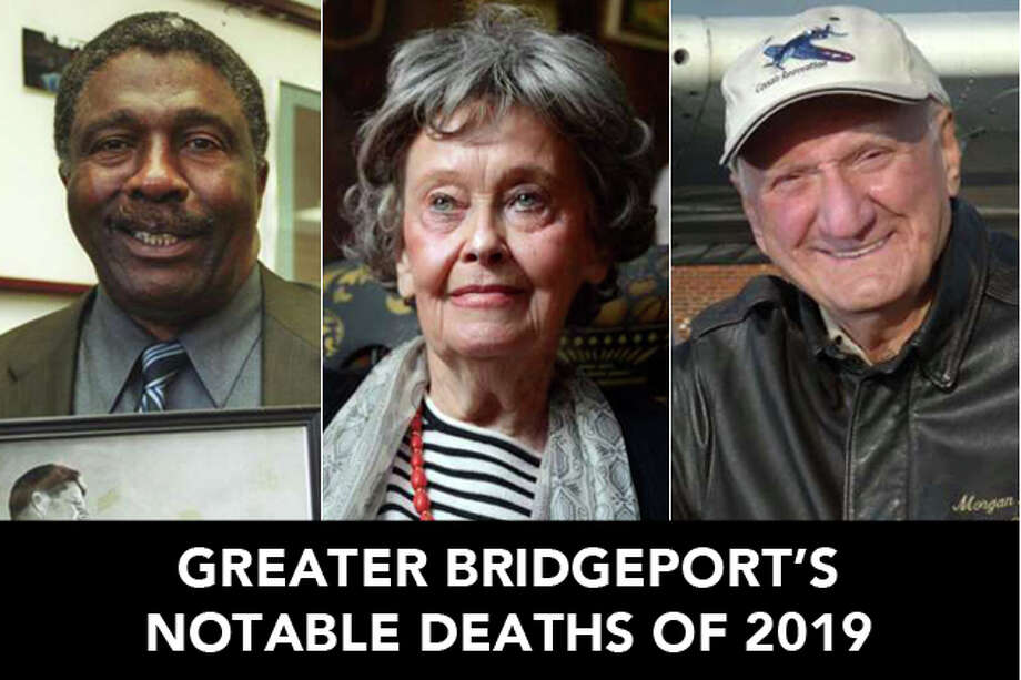 Continue ahead for a look at some of the people we lost in the greater Bridgeport area in 2019. Photo: Contributed