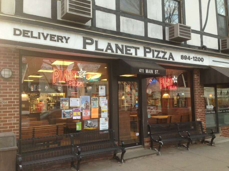 Planet Pizza on Main Street in Ridgefield. Photo: Yelp