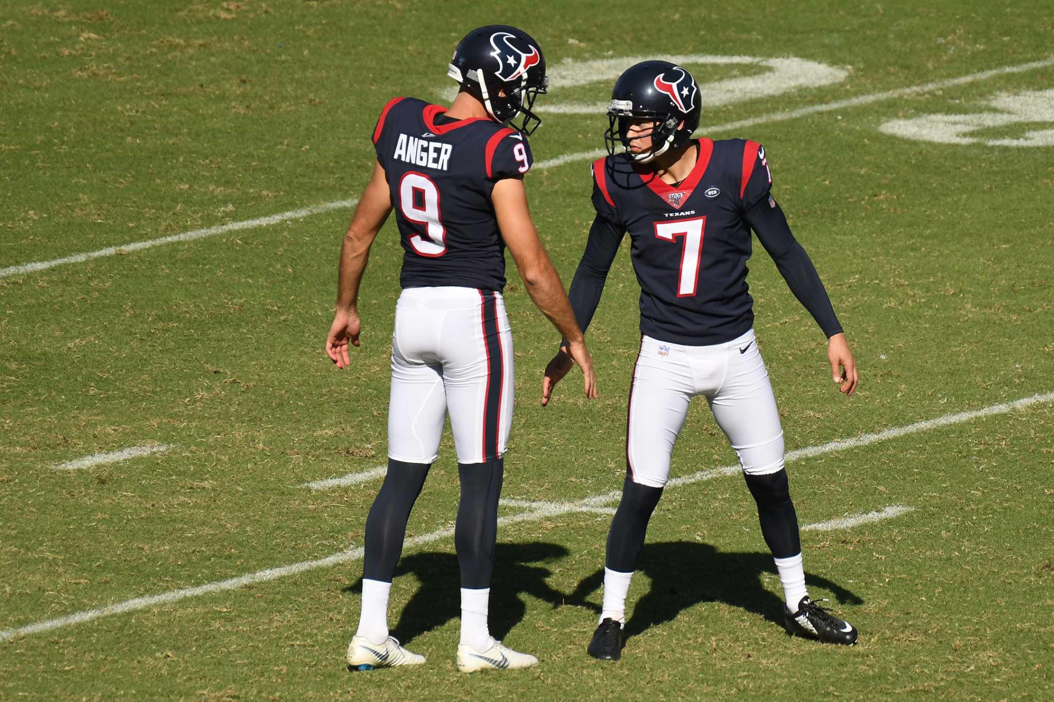 Texans kicker Ka'imi Fairbairn working to make corrections