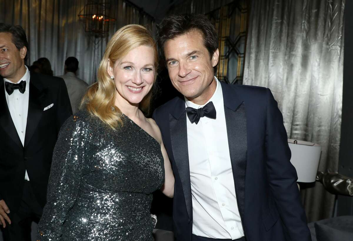 LOS ANGELES, CALIFORNIA - SEPTEMBER 22: (L-R) Laura Linney and Jason Bateman attend the 2019 Netflix Primetime Emmy Awards After Party at Milk Studios on September 22, 2019 in Los Angeles, California. (Photo by Handout/Getty Images for Netflix)