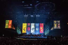 The 'Game of Thrones' concert