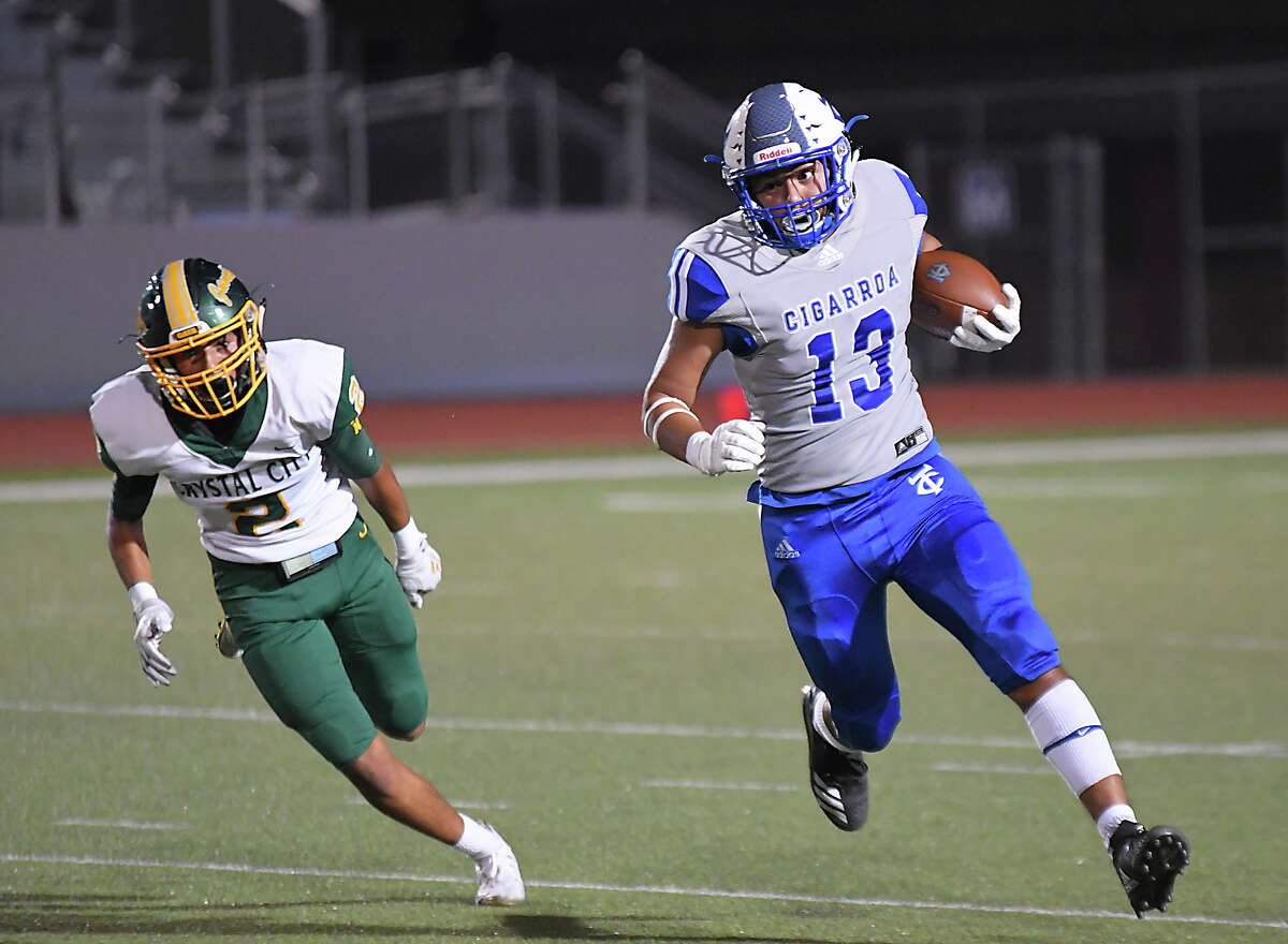 The Cigarroa Toros fell to Crystal City 20-0 on Friday to close out non-district play.