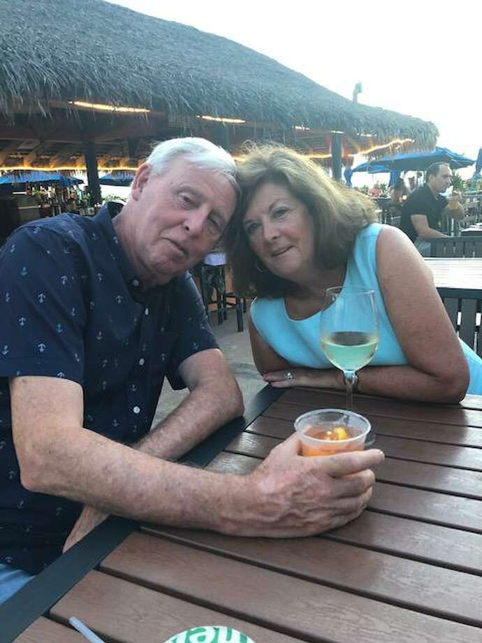 Ann Marie and Patrick Kerrigan, of Bethel, will celebrate their 50th wedding anniversary on Sept. 23. Photo: / Contributed Photo