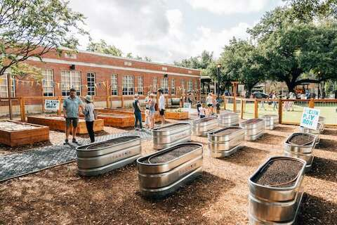 Harvard Elementary Opens New Outdoor