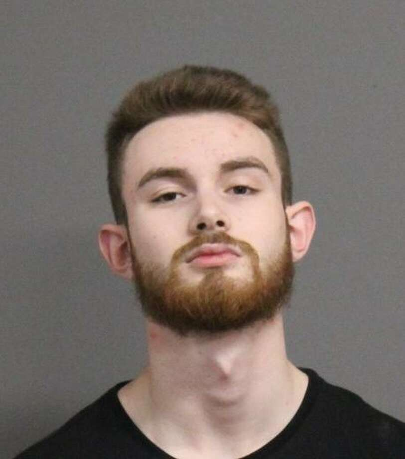 Kyle Abraham Calitri Photo: Connecticut State Police