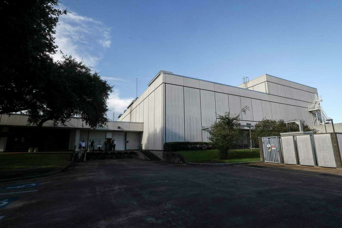 Building 37, also called the Lunar Receiving Laboratory, is where astronauts and lunar rocks were quarantined after they arrived in Houston. It was photographed at Johnson Space Center on Monday, Sept. 16, 2019, in Houston.